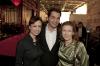 Bülent Sharif mit Frau sowie Stefanie Harer (Drachenfels)