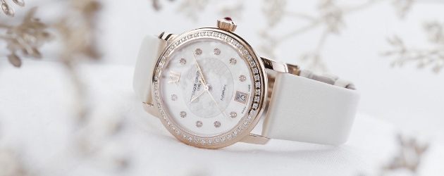 Frederique Constant Ladies Hearts - Titel