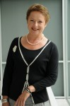Museumsleiterin Cornelie Holzach Foto Petra Jaschke