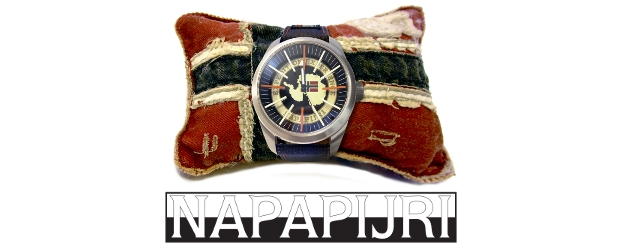 Napapijiri Watch