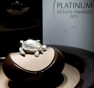 Platinum Design Awards 2011 - Animalier von Roberto Coin, Italien
