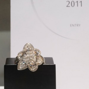 Platinum Design Awards 2011 - Prime of Life von Hans D. Krieger Fine Jewellery, Deutschland