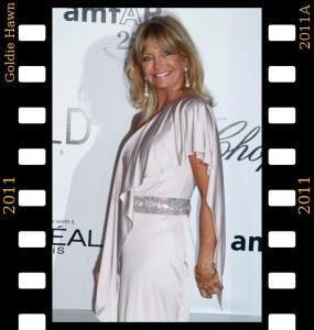 de Grisogono Cannes 2011 Goldie Hawn