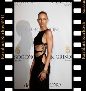 de Grisogono Cannes 2011 Kurkova