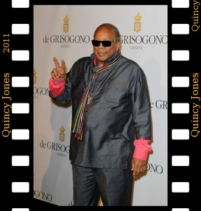 de Grisogono Cannes 2011 Quincy Jones