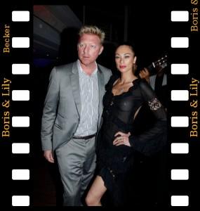 de Grisogono Cannes 2011 Boris und Lily Becker