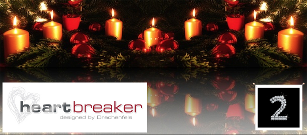 Adventskalender 2011 - Heartbreaker