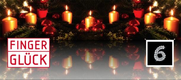 Titelbild - Adventskalender2011 - 06 - Fingerglueck