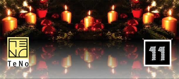 Titelbild - Adventskalender2011 - 11 - TeNo