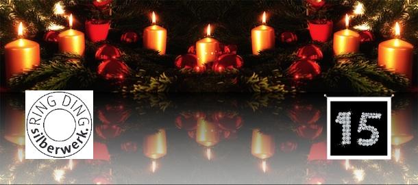 Titelbild - Adventskalender2011 - 15 - Silberwerk