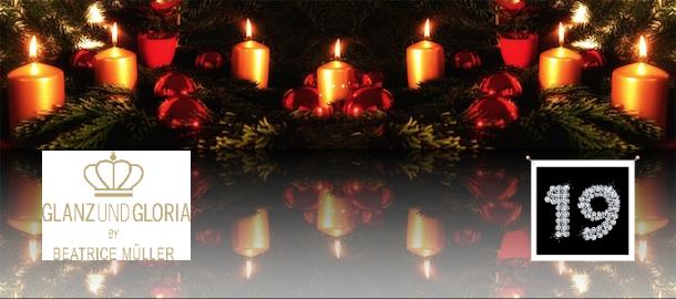 Titelbild - Adventskalender2011 - 19 - Glanz und Gloria