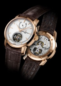 Vacheron Constantin: Patrimony Traditionelle Tourbillon 14 Days mit Kaliber 2260
