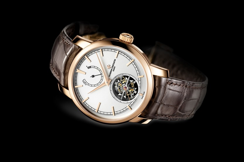 Vacheron Constantin: Patrimony Traditionelle Tourbillon 14 Days Tourbillon