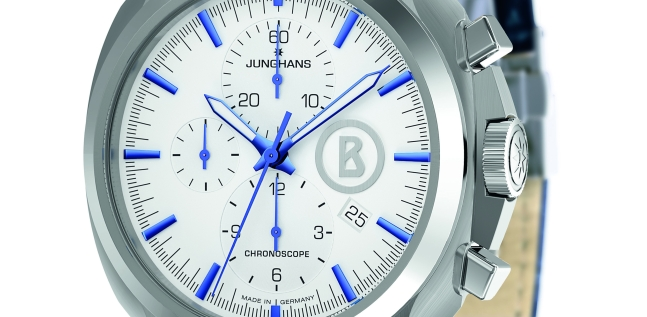 "Junghans by Bogner ""Willy"" Chronoscope"