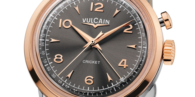 Vulcain: The Heritage Presidents' Watch