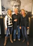 Heiko Schrem mit Susanne Gruber und Saskia Holm