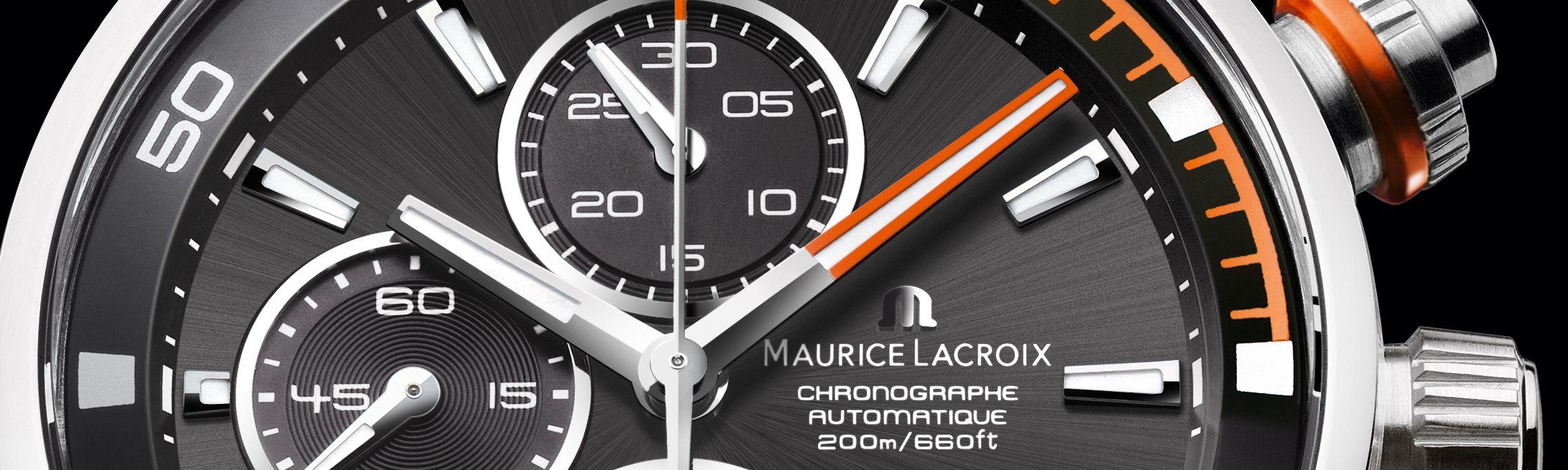 Maurice Lacroix: Pontos S