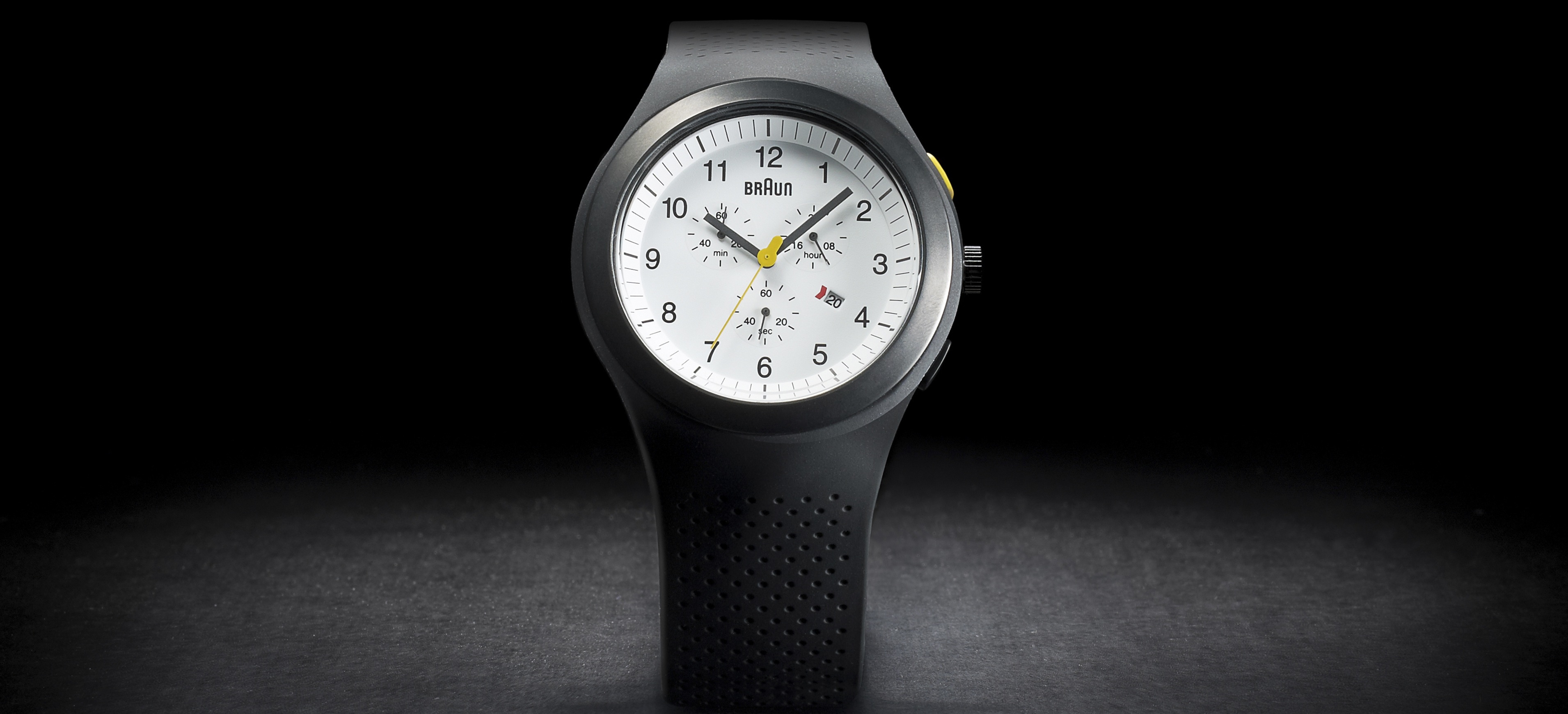 Braun Sport Collection Chronograph (220 Euro)