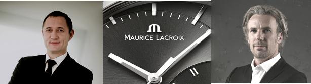 Maurice Lacroix: Interview mit Marc Glaäser und Markus Wojnar