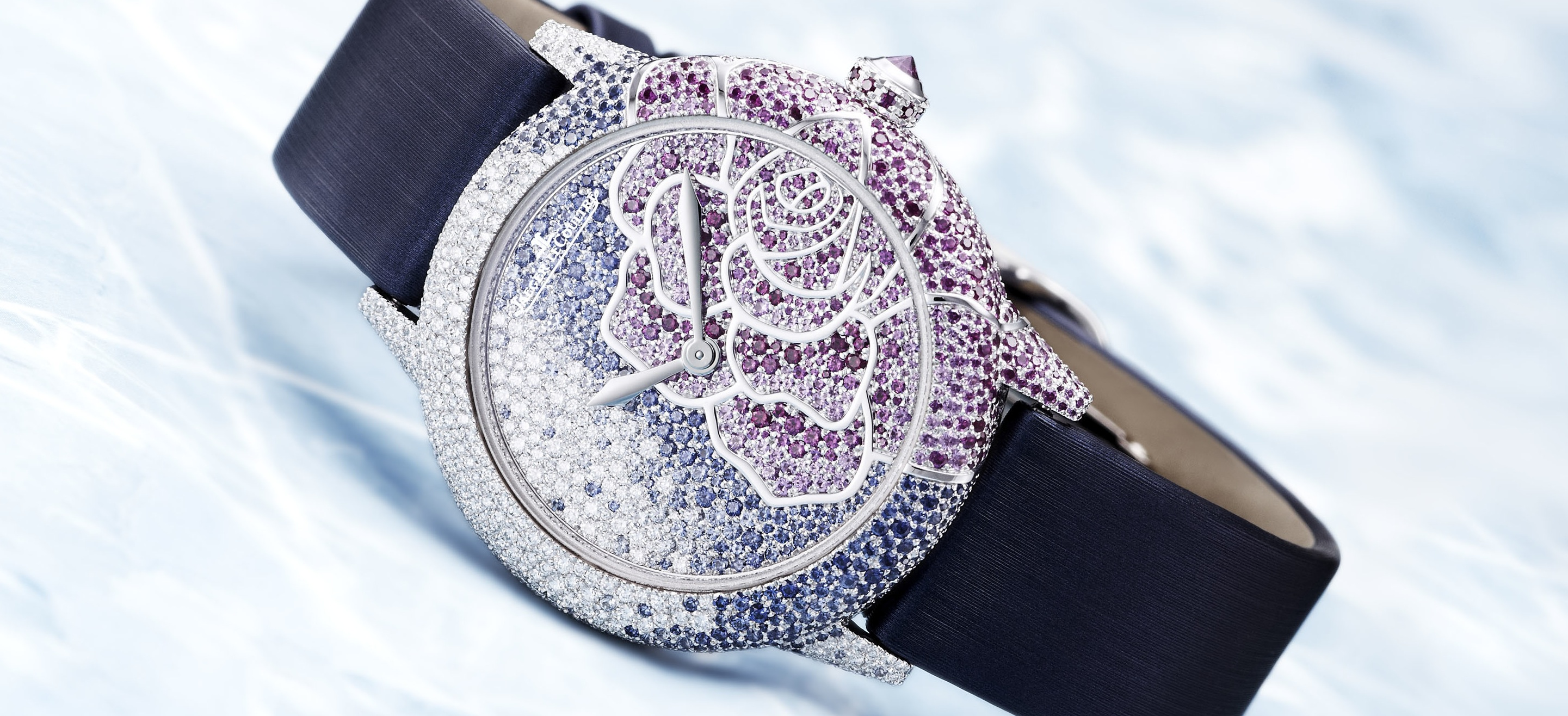 Jaeger-LeCoultre Rendez-Vous Art_rubies and sapphires