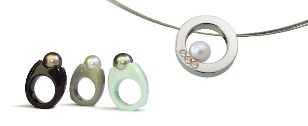Titel Modern Pearls