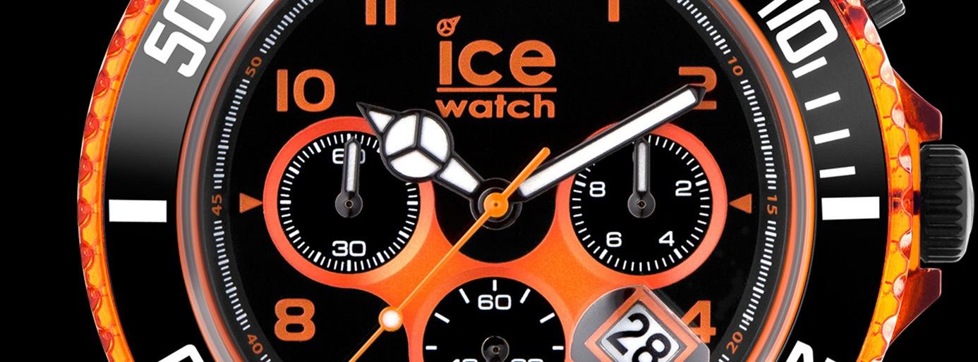 Ice-Watch: Ice-Chrono Electrik