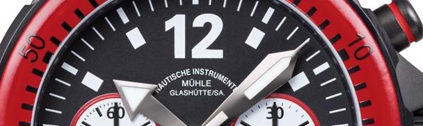 Mühle Glashütte: Marinus Chronograph