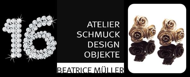 Adventskalender 2012 - 16 - Atelier Schmuck Design Objekte
