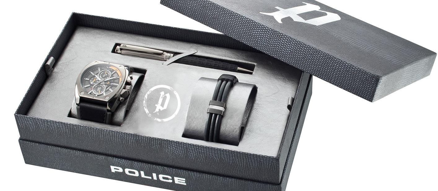 POLICE_Gun Metal Box