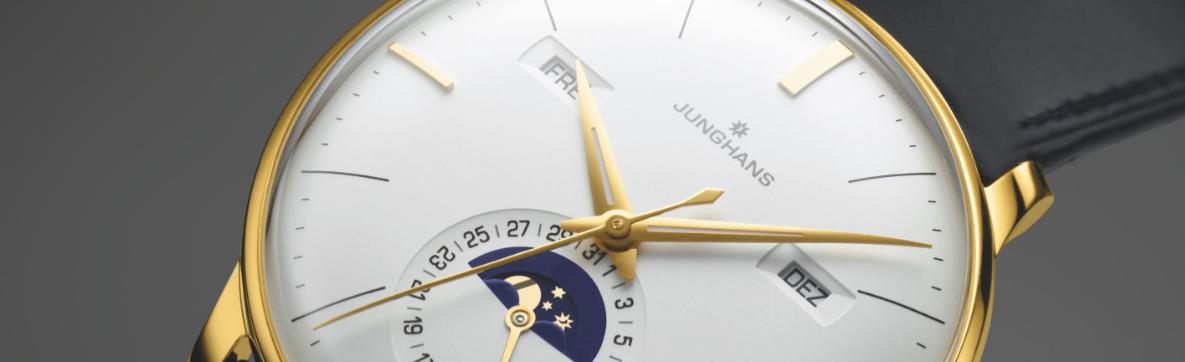 Junghans Meister Kalender Aufmacher