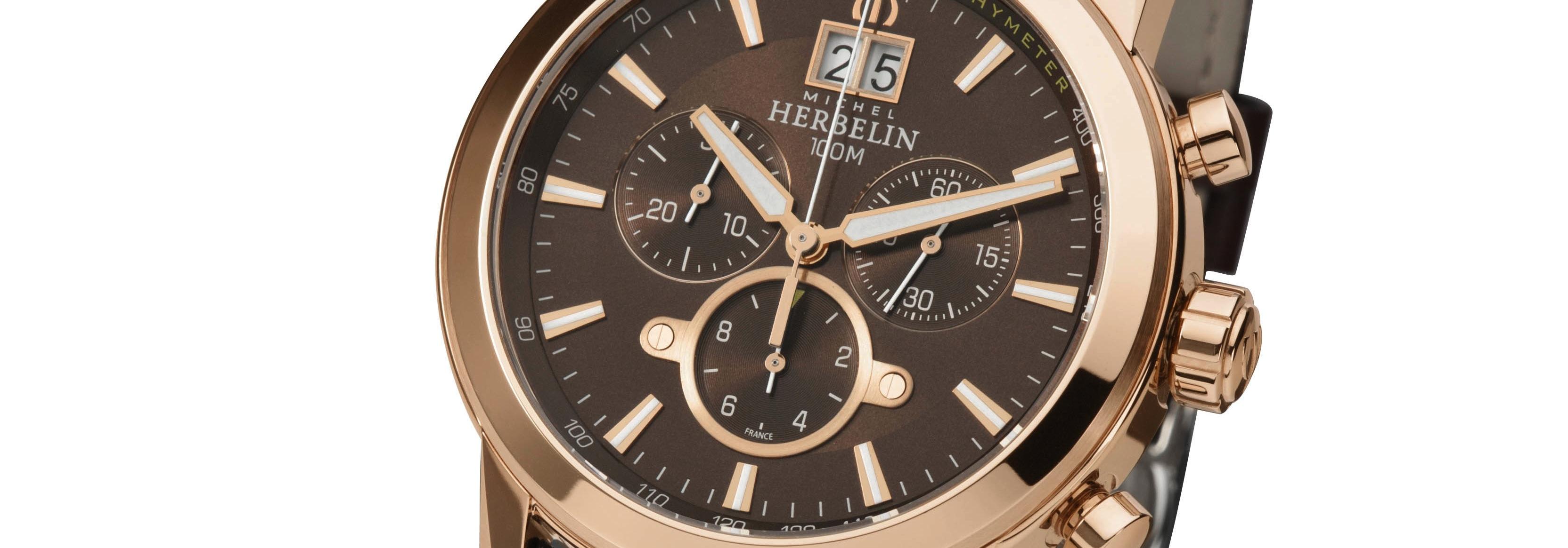 Michel Herbelin Classic Chronograph