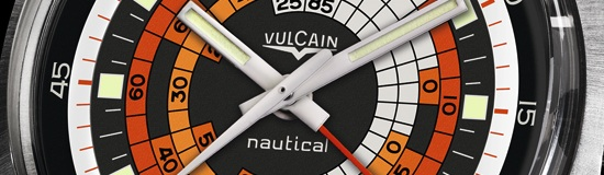 Vulcain Nautical Aufmacher