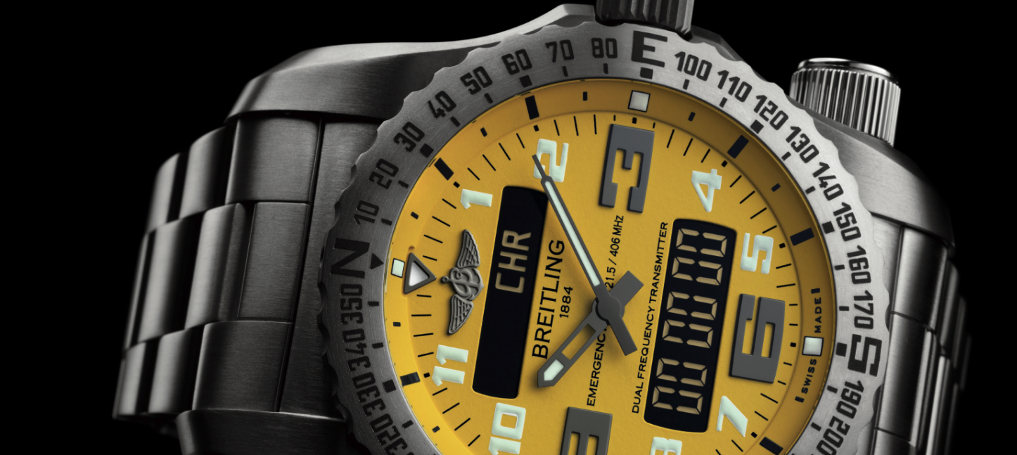 Breitling will mit seinem Konzept in erster Linie Piloten ansprechen.
