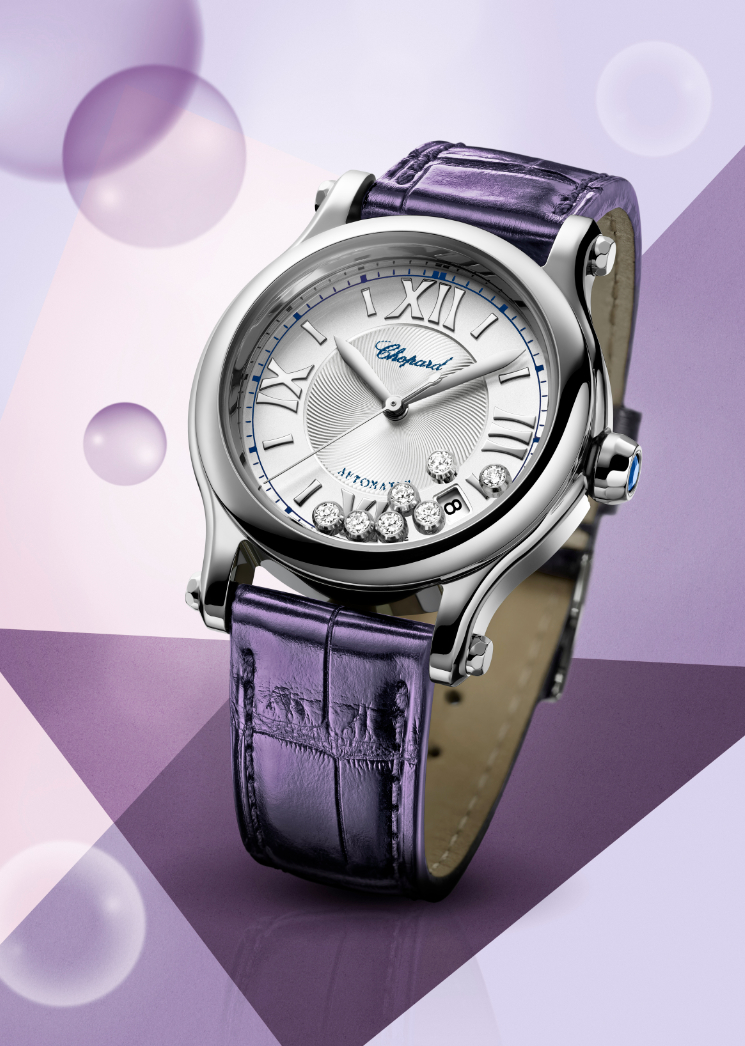 Baselworld 2013: Chopard celebrates a birthday with mechanics