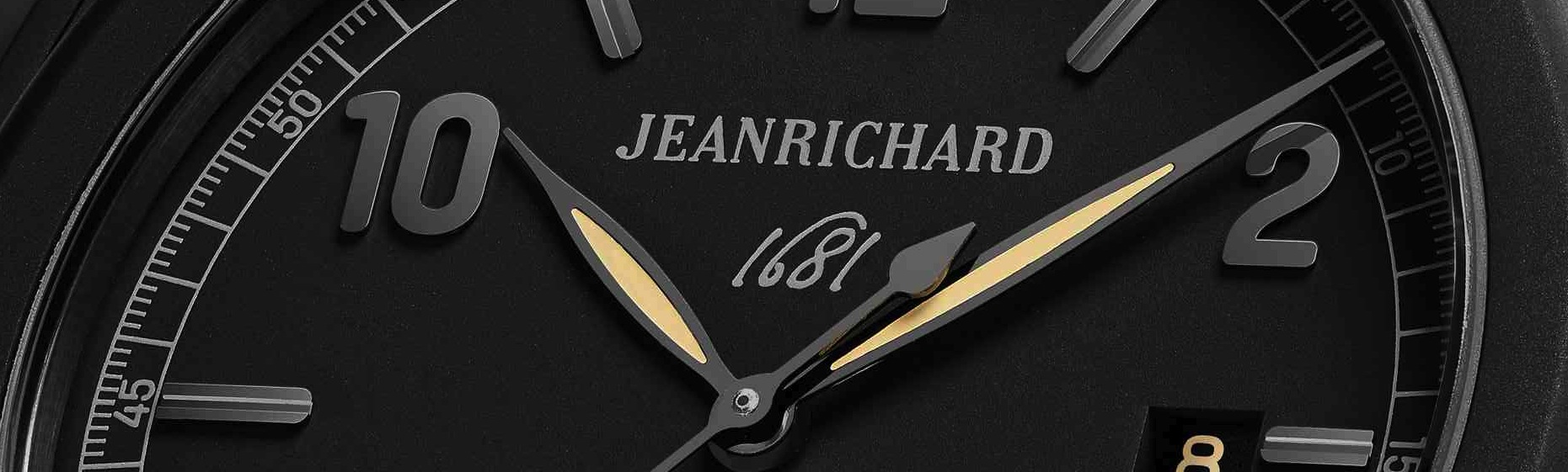 Jean Richard 1681 Black