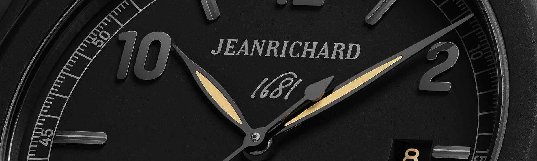 Jean Richard 1681 Black
