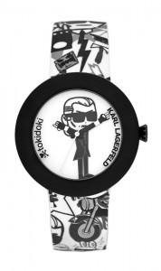 Karl Lagerfeld Uhr kl2210