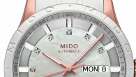 Mido Multifort Lady White Diamonds