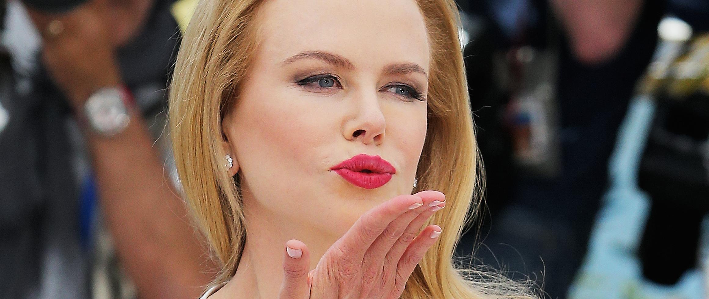 Nicole Kidman und Omega