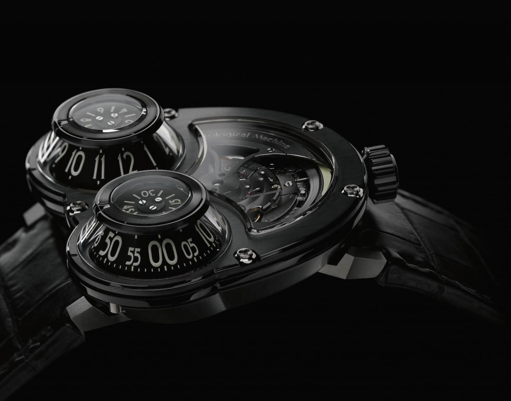 MB&F: HM 3 Megawind Final Edition