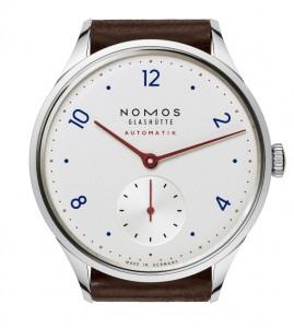 Elegant, fein, hochpräzise – und  gut gelaunt: Das ist Minimatik von Nomos