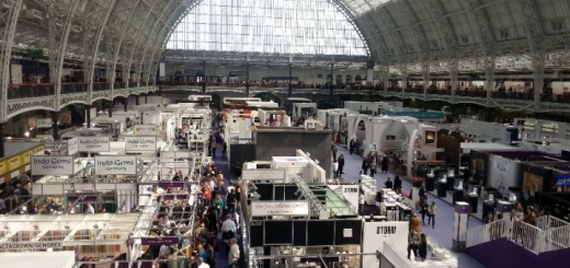 Olympia Grand London, International Jewellery Fair London 2015