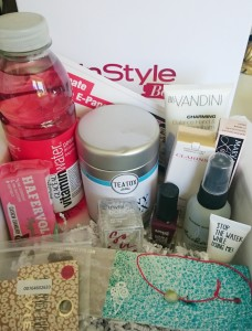 InStyle Box im September 2015