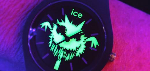 ICE ghost fluoreszierend