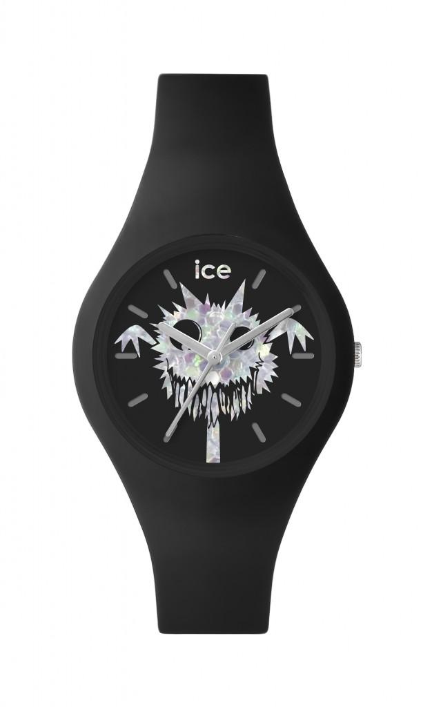 Zeigt nicht nur  Zombies, Trollen oder Vampiren die Zeit an: ICE Ghost