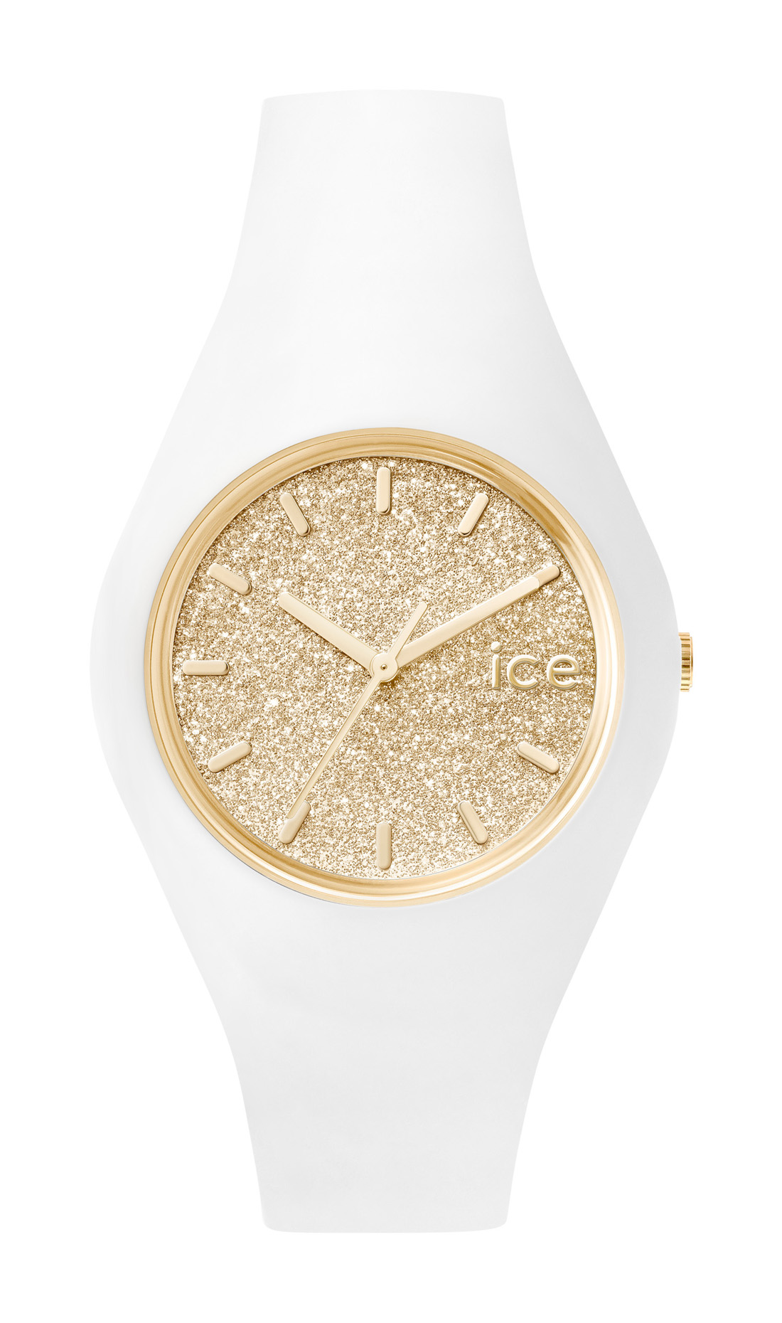 Ice-Watch_ICE Glitter_White-Gold_99Euro