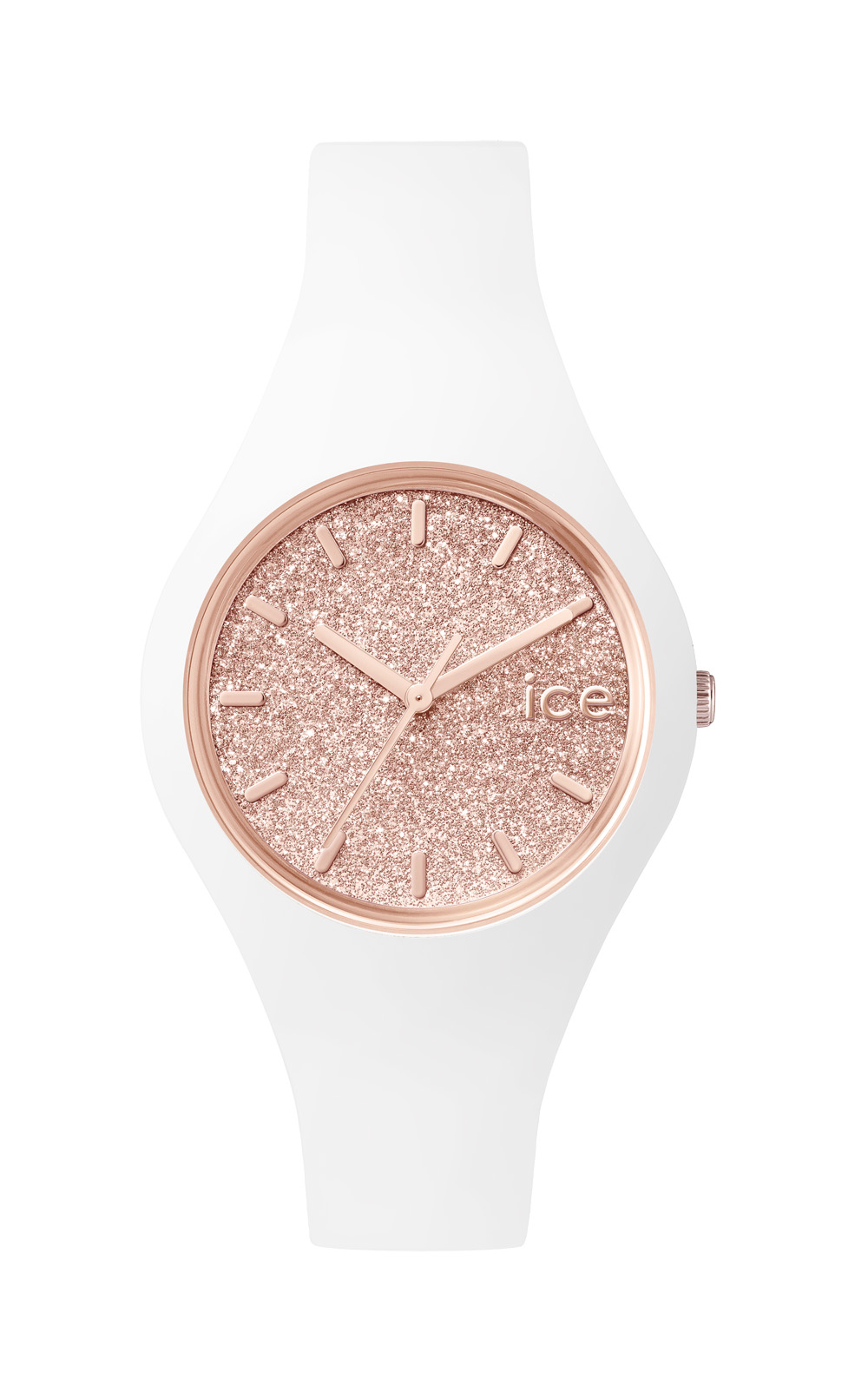 Ice-Watch_ICE Glitter_White-Rose Gold_99Euro