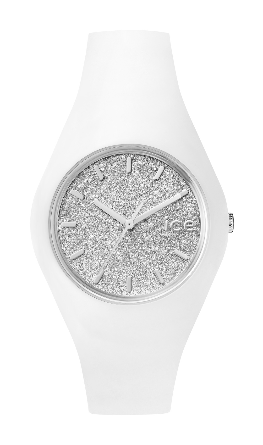 Ice-Watch_ICE Glitter_White-Silver_99Euro