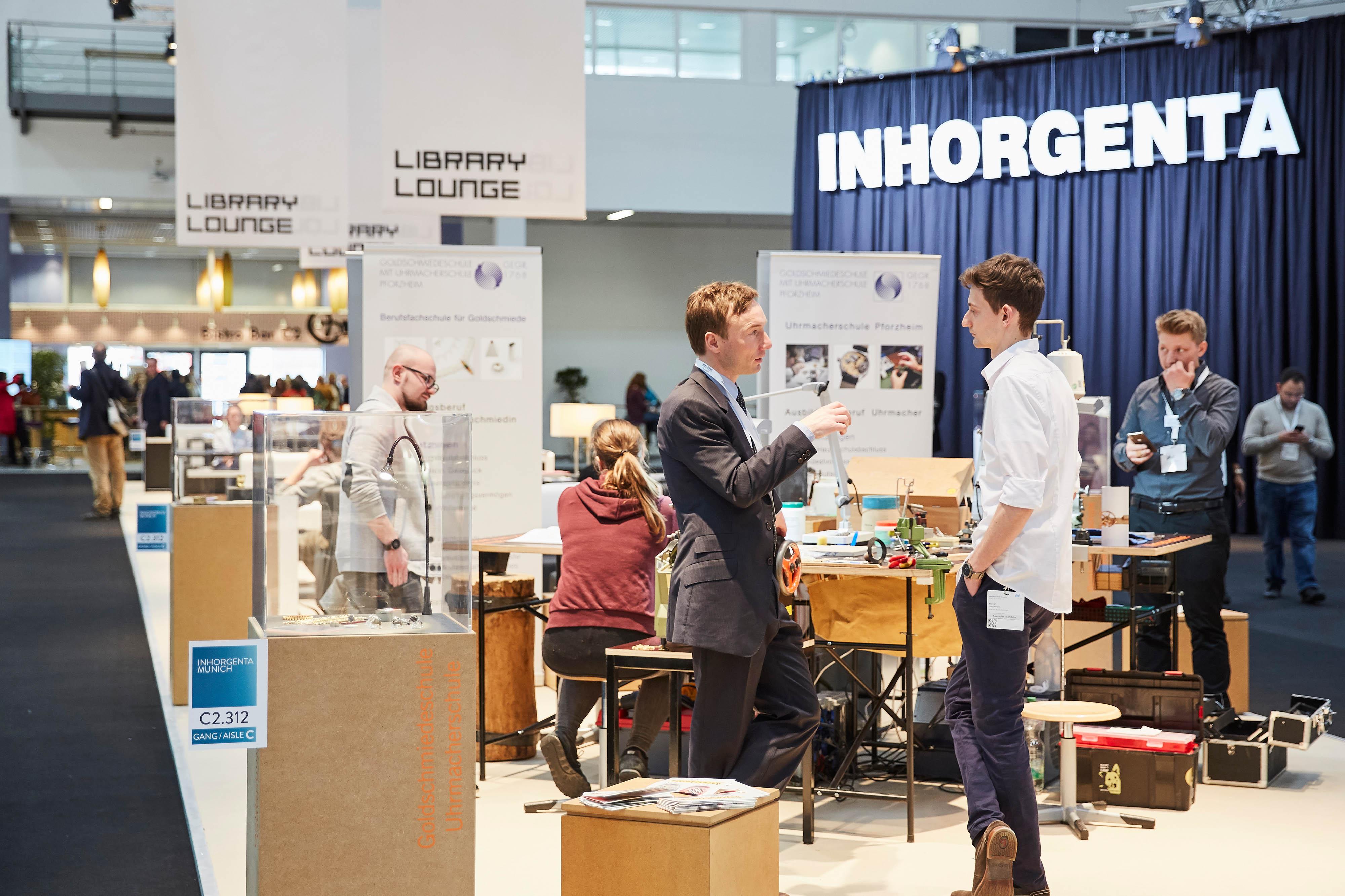 Inhorgenta Munich 2019 (c) Messe München